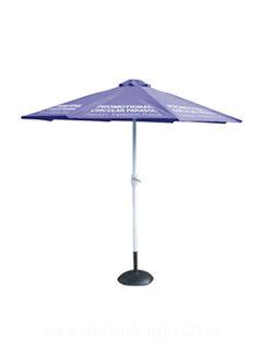 Advertising parasol