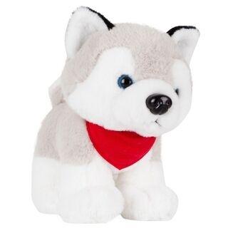 Pehme mänguasi husky